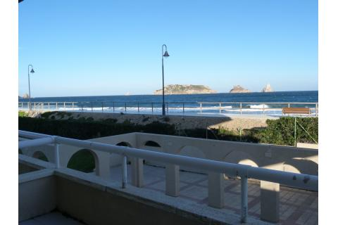 Apartament amb vistes al mar
